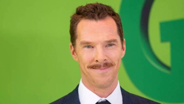 Benedict Cumberbatch, unlike the Grinch,