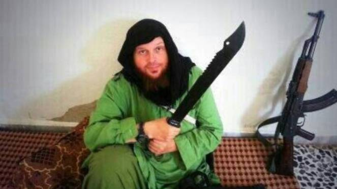 """Kiwi Jihadi"" Mark Taylor was happy to pose with a saw ""suitable for beheadings"", Rosemary McLeod writes."
