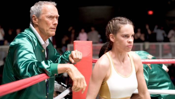 Clint Eastwood helped Hilary Swank to win an Oscar for Baby Million Dollar.