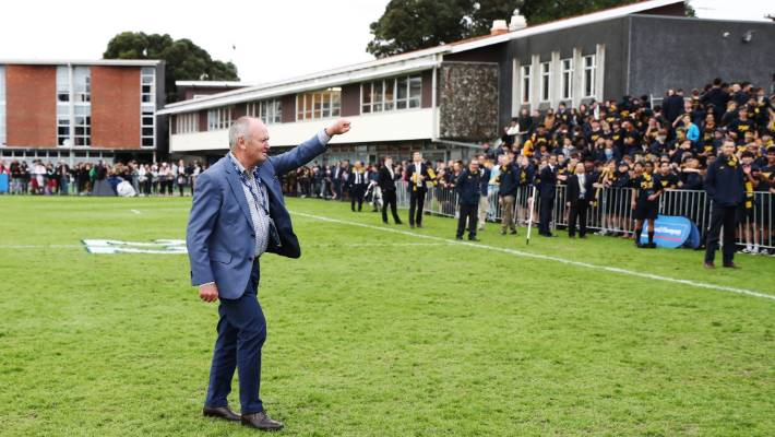 Former All Black coach Sir Graham Henry highlighted Sparks coverage on Saturday.