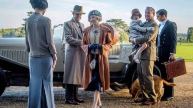 For one night only: Downton Abbey opens its doors with Airbnb listing