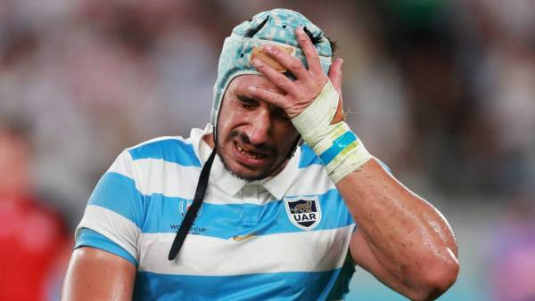 England v Argentina: Red card to Tomas Lavanini a hammer blow to Pumas