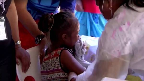 Samoa measles outbreak: 83 new cases of measles