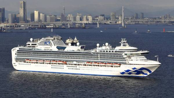 Australia willing to evacuate Kiwis from coronavirus-hit cruise ship - Ardern