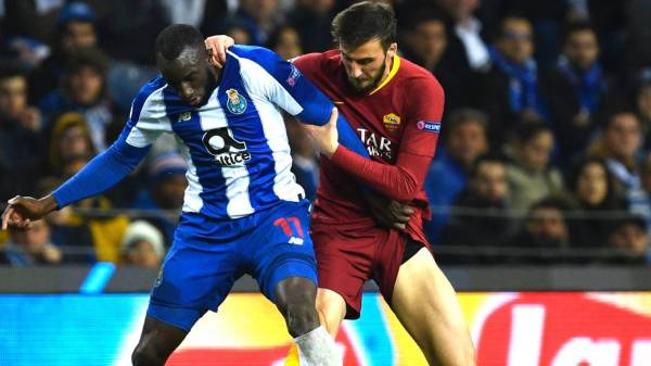 FC Porto striker hits back at fans and officials after suffering racial abuse