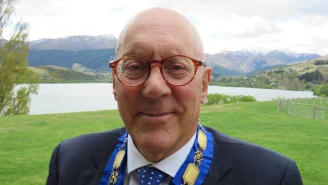 """Queenstown Lakes District Mayor Jim Boult says restricting airport growth is a """"dangerous path"""" for the council to walk down."""