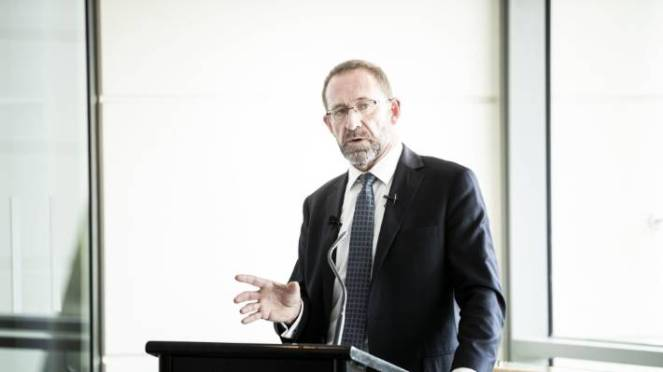 Justice Minister Andrew Little said hate speech legislation would not go to Cabinet until after the election.