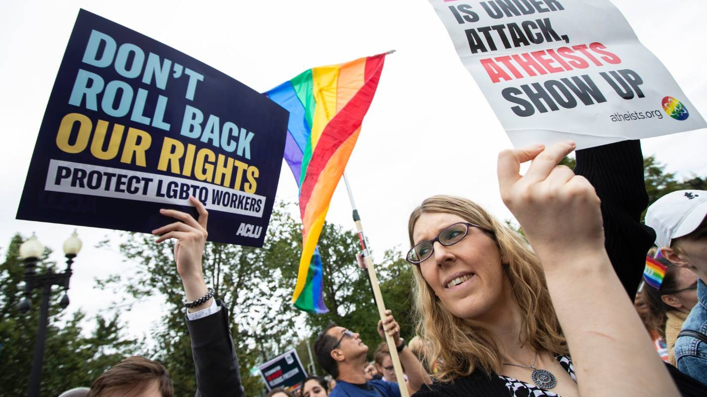 Us Supreme Court Rules In Favour Of Civil Rights Law For