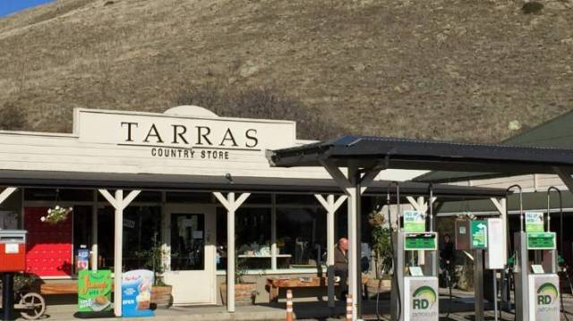 Many know Tarras from the country store on SH8.