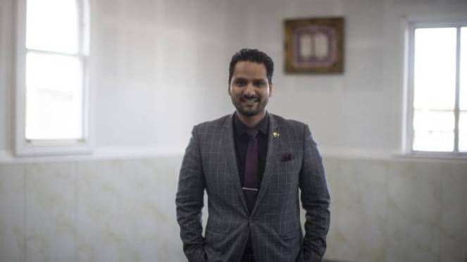 Mosque general secretary Faisal Sayed says no-one was asked to create false receipts.