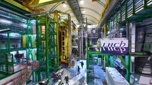 Large findings from Hadron Collider suggest a possibility of a new fundamental force or particle