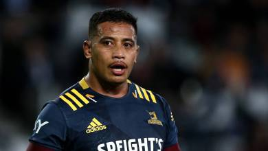 Super Rugby: All Black Shannon Frizell returns to Highlanders side to face Force