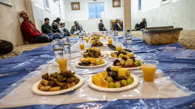 Trustees are alleged to have asked for false receipts to be created to account for food during Ramadan.