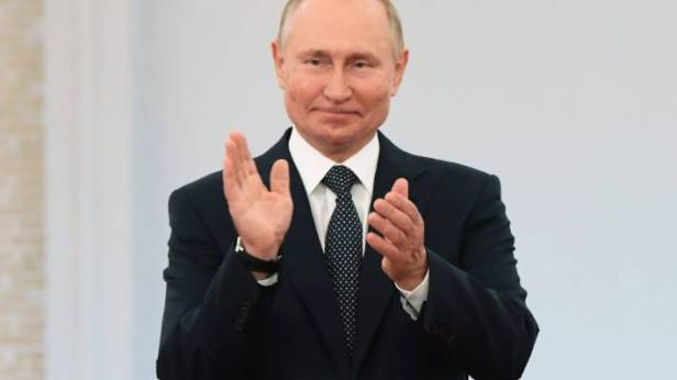 Russian President Vladimir Putin is going into self-isolation because of coronavirus cases among his inner circle. During a meeting with the Paralympians, Putin signalled that he was aware of cases close to him.