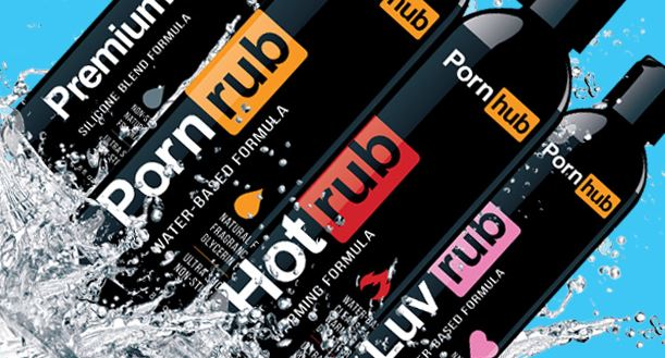 Launch of Pornhub Lube