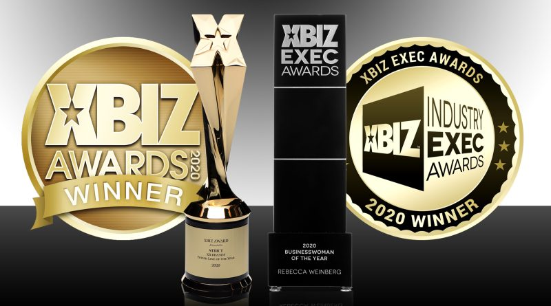 XBIZ Awards 2020 - XR Brands