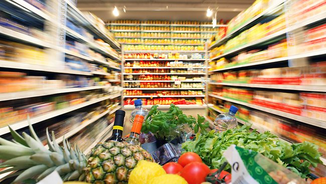 supermarket shopping more and more saving offered less and less choice available