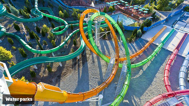 Top Water Parks In The World Water - 10 best water parks in the world