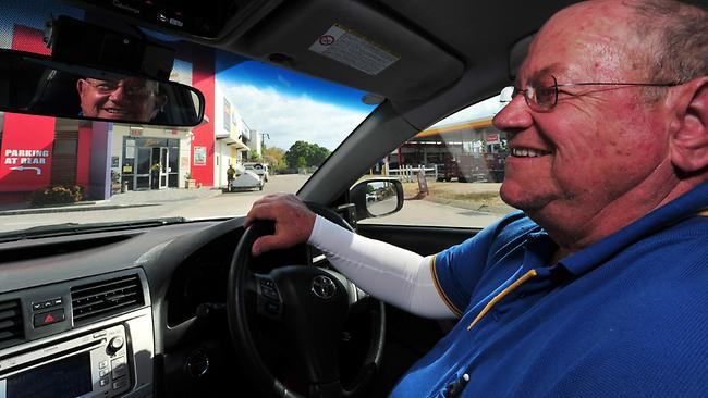 taxi driver Mike Caldwell