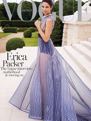 The November issue of Vogue Australia is out on Monday.