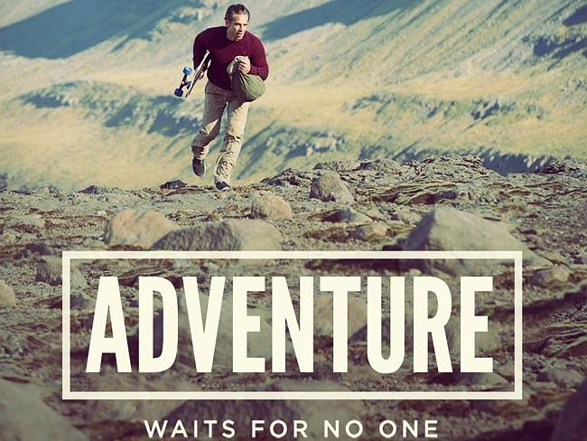 How to have the life of Walter Mitty
