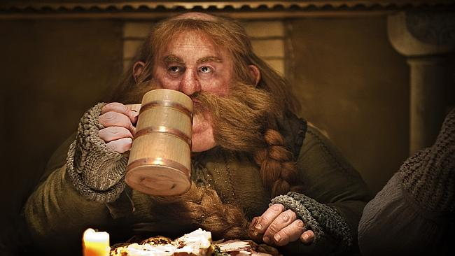 Image result for bombur from the hobbit