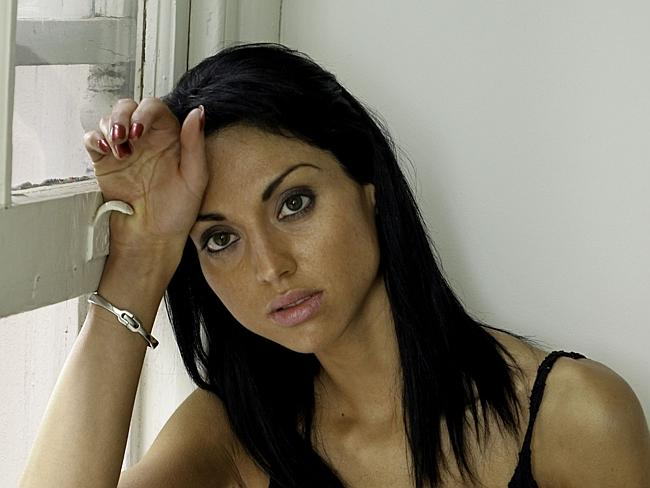 Lisa Harnum who died after falling from the 15th floor of an apartment in Sydney, Australia. Picture: International Austral