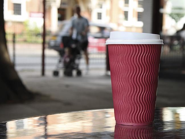 If you're a regular customer, why not try asking for a free coffee?