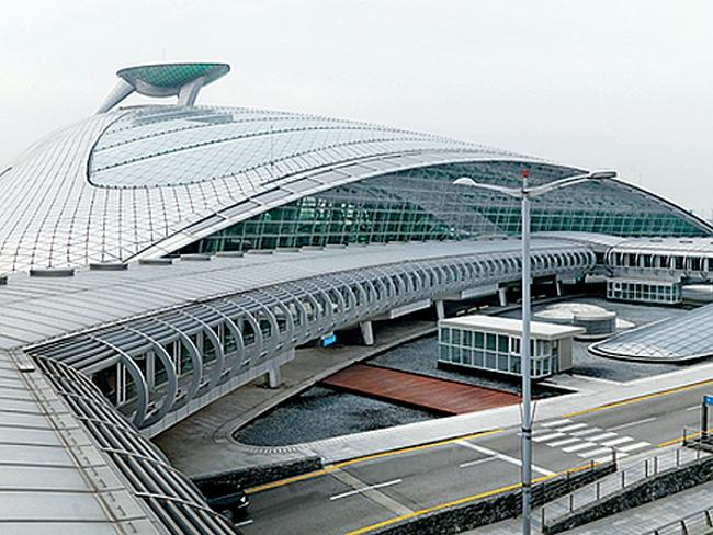 Incheon International Airport in South Korea came in at a close second.