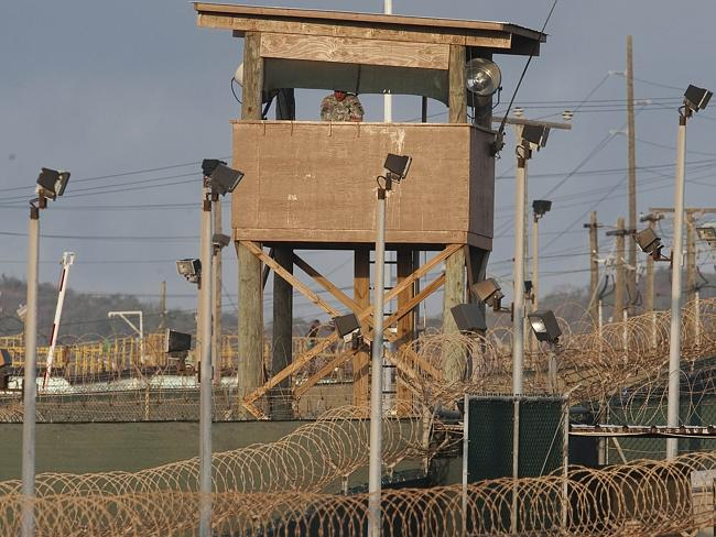 The former Army Staff Sergeant says these detainees regularly incited hunger-strikes, whi