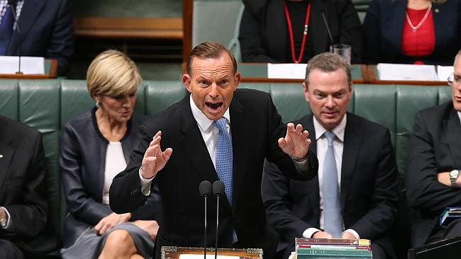"""Oops ... Prime Minister Tony Abbott has admitted a """"terrible failing''."""