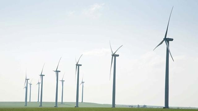 SPINNING AROUND: Opponents of the Mt Emerald Wind Farm want a decision on the development
