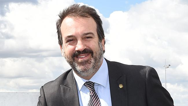Racing Minister Martin Pakula is pushing for an independent racing commission in Victoria