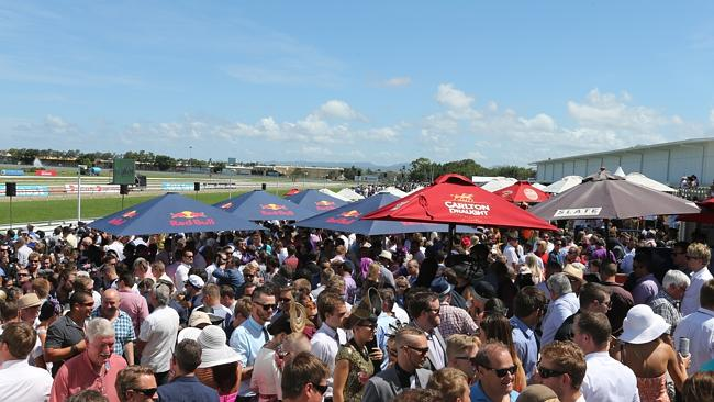 """The show must go on: Magic Millions managing director Vin Cox says it is """"all systems go"""""""