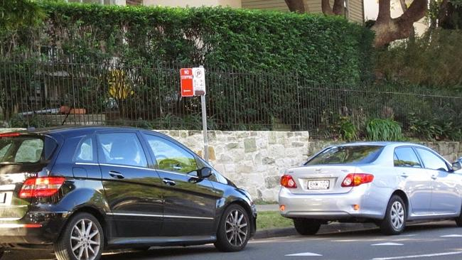 Parking pressures in the roads surrounding St Catherine's School can lead to dangerous an