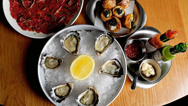 Free oysters might sound appealing but being a foodie sleuth is quite demanding, with ple