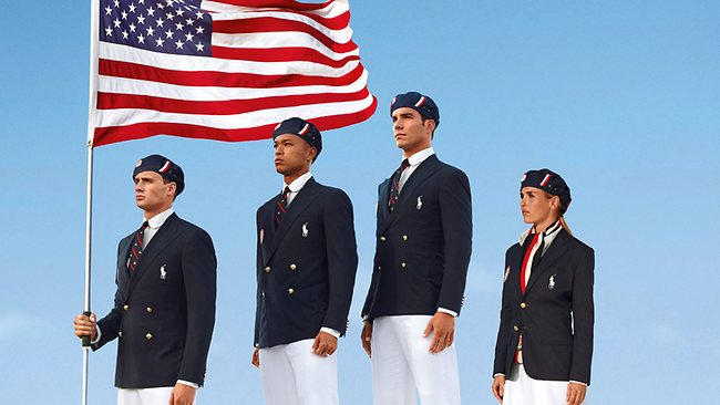 Olympics US Uniforms