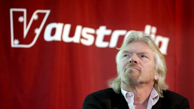 It's thought one in five entrepreneurs is dyslexic including Sir Richard Branson.
