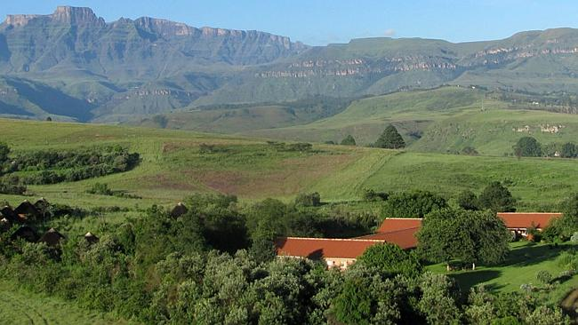 Inkosana Lodge is nestled in glorious scenery. Image courtesy of Inkosana Lodge.