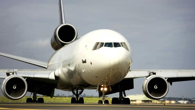 Plane have three engines? It's likely to be an older aircraft model. Picture: Thinkstock