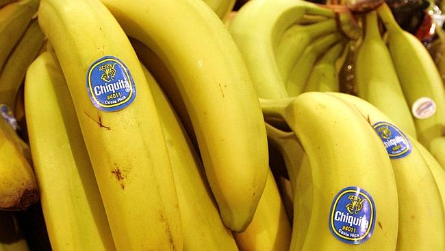 US company Chiquita and Irish company Fyffes will merge to create the world's biggest ban