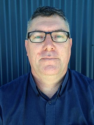 Baulkham Hills resident Matthew Henderson believed there would a terror attack on home so