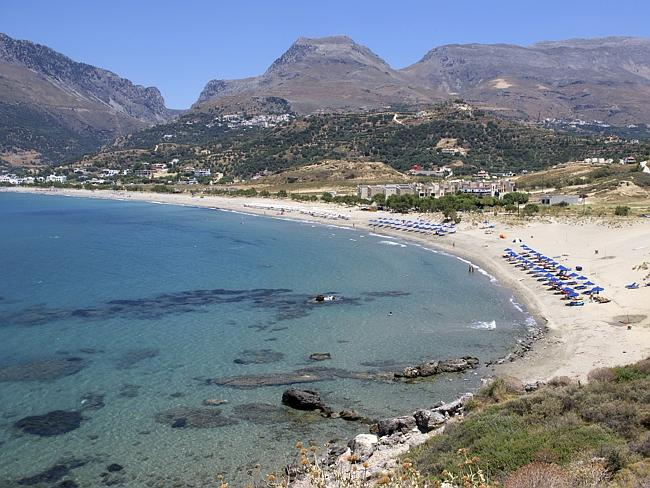 Plakias Beach, Crete. Picture: ThinkStock
