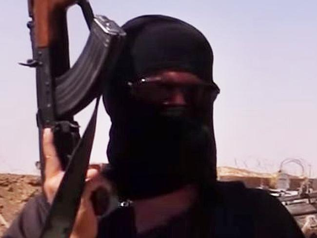 Supplied Editorial Islamic State (ISIS) fighters documentary from Vice News.
