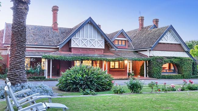 Dawley House was built for the Downer family more than 100 years ago. Picture: Supplied
