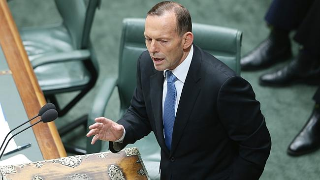 Labor will seek to link Tony Abbott to the election loss in Victoria.
