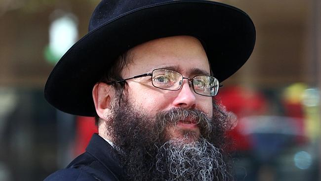 Rabbi feared 'false' abuse claims