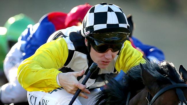 Tim Clark has a full book of 10 rides at Rosehill on Saturday. Picture: Gregg Porteous