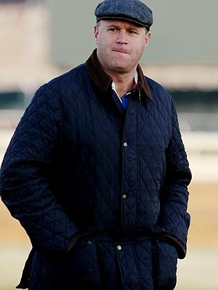 Trainer Danny O'Brien. Picture: Colleen Petch