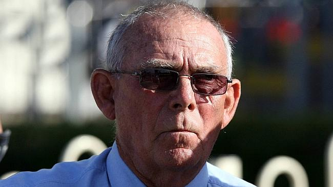 Trainer Noel Doyle has never lost faith in Le Val. Picture: Peter Bull